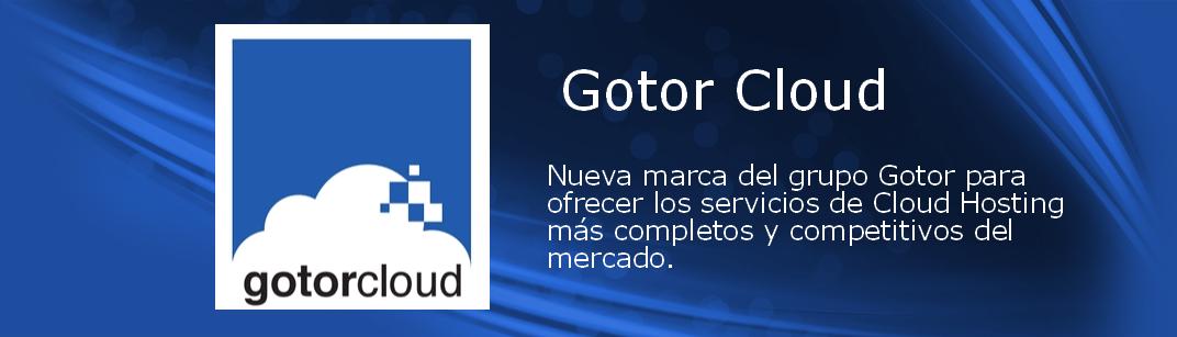 Servicios en la nube de Gotor Telecomunicaciones