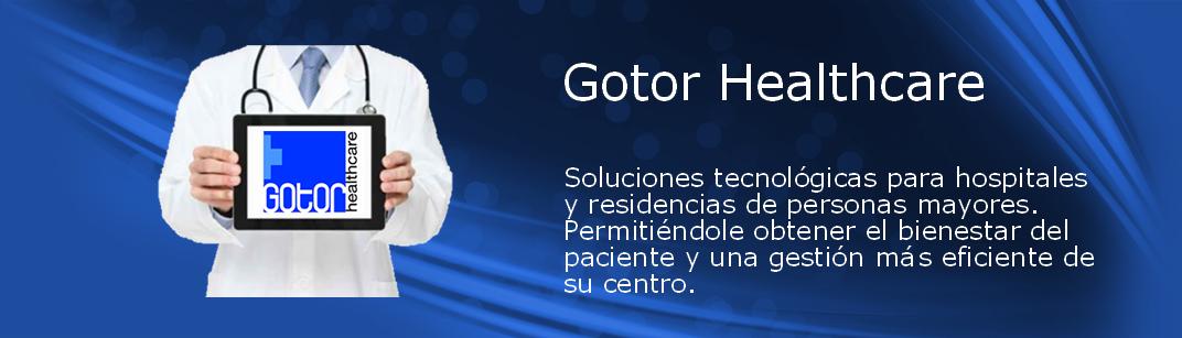 Soluciones tecnológicas para centros de Salud, hospitales y residencias