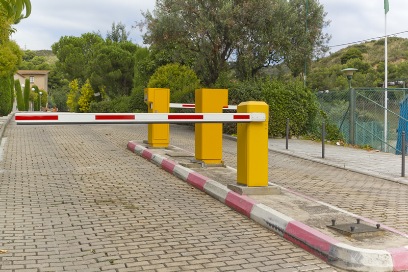 Control de acceso y localización de vehículos