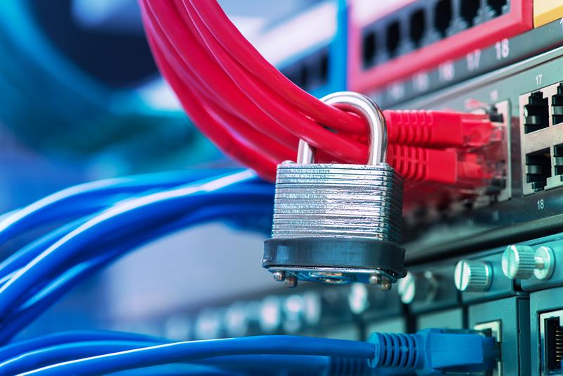 Gestión de seguridad y ancho de banda en accesos a internet