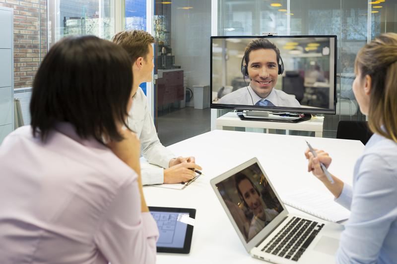 Plataformas de Videoconferencia