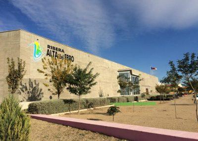Sistemas de Comunicaciones y Seguridad para Sede de la Comarca Ribera Alta del Ebro