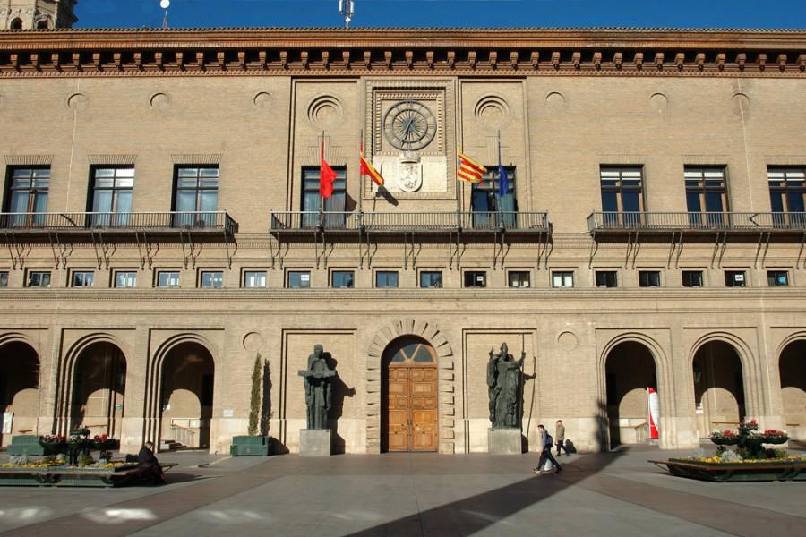 Convergencia IP en Ayuntamiento de Zaragoza