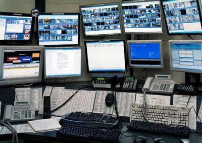 Control y automatización de equipos en puerto de Cartagena