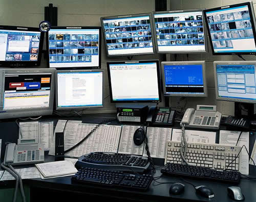 Sistema control y automatización de equipos en el puerto de Cartagena