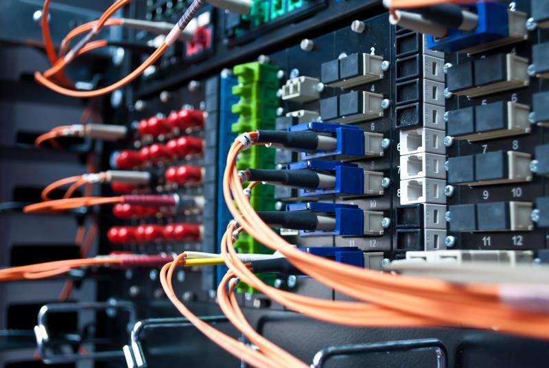 Sistemas de cableado estructurado y fibra óptica