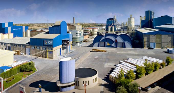 Diseño e instalación de infraestructura de comunicaciones en Grupo IQE Zaragoza