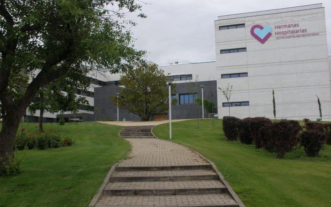 Solución de Seguridad y localización de trabajadores – Hospital Valladolid