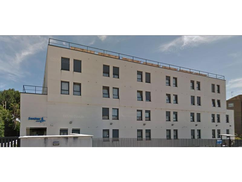 Sistema de Interfonía para residencia de ancianos Alameda de Osuna