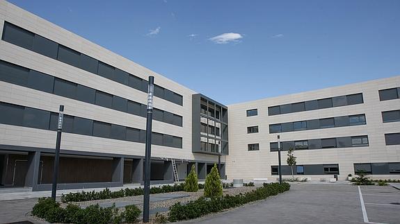 """Sistema de Interfonía Gestionado - Clínica Viamed Valvanera"""" en Logroño"""