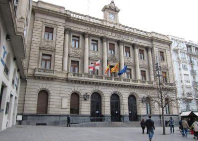 Soluciones de Audio, vídeo y sistema de debate y traducción simultanea en la Diputación Provincial de Zaragoza