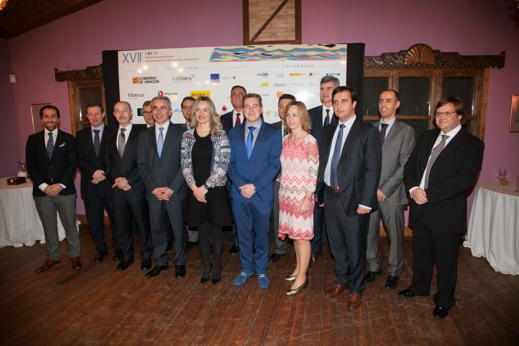 Noche de las telecomunicaciones de Aragón 2017