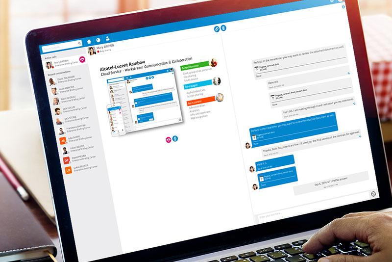 Ordenador Rainbow - Transformación digital de empresas